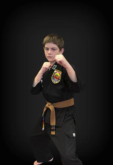 Pre Teens Martial Arts