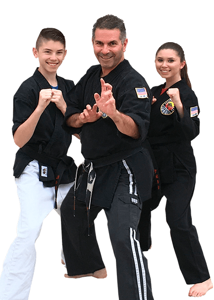 Martial Arts in USSD Boca Delray Karate Club